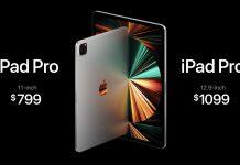 Precios iPad Pro M1