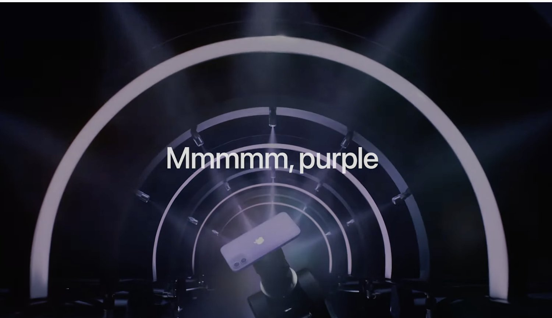 MMMM púrpura, morado, iPhone 12 morado
