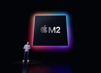 Apple M2 (fotocomposición)