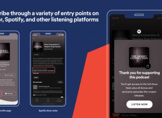 Podcasts premium de Spotify