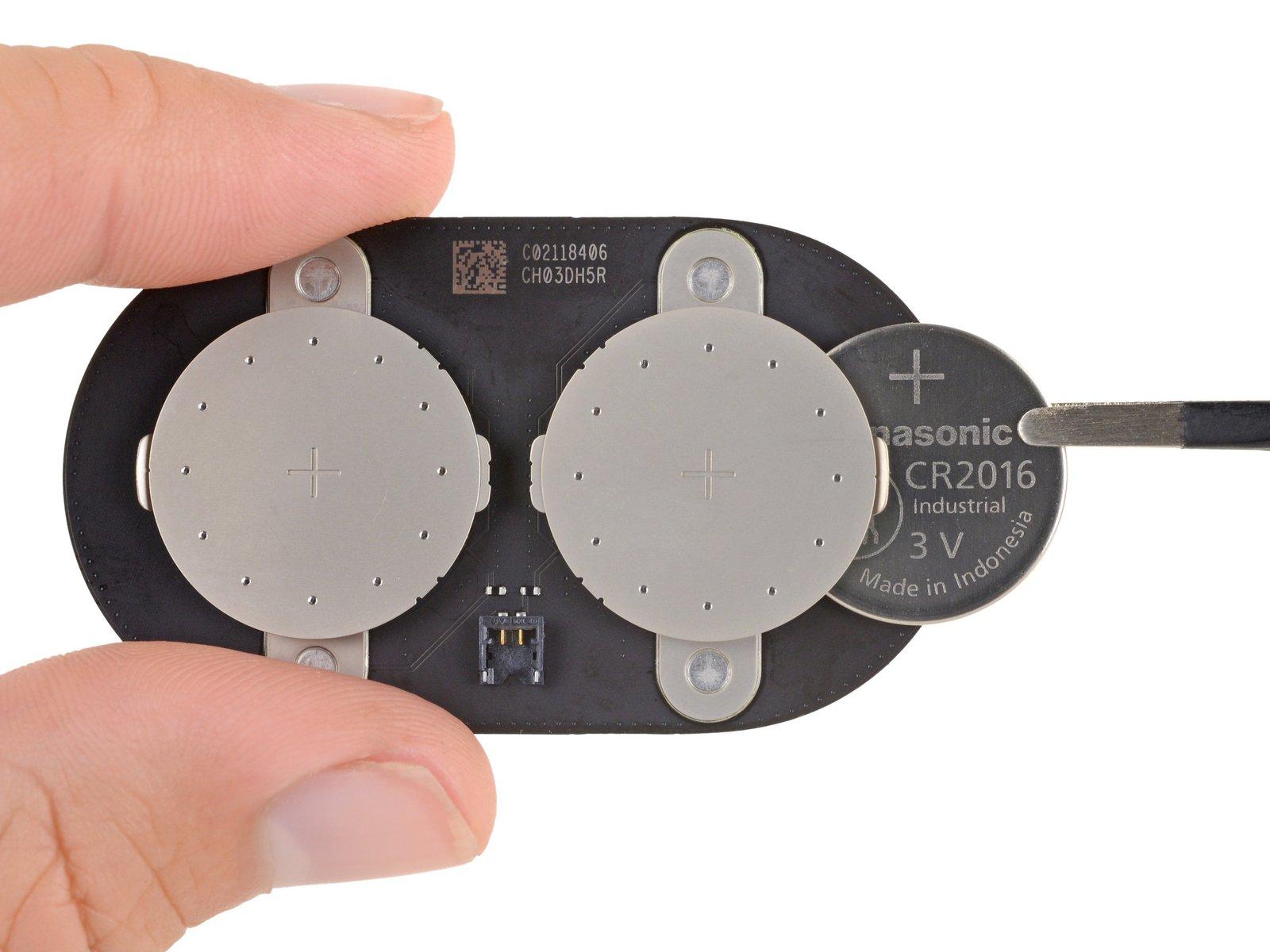 Portadores de pilas tipo botón del iMac con M1