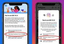 Instagram y Facebook indican que hace falta conseguir datos del usuario para que el servicio sea gratis