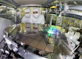 Fábrica de pantallas OLED