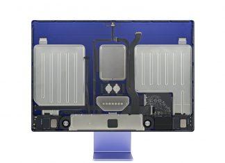 iMac M1 por dentro