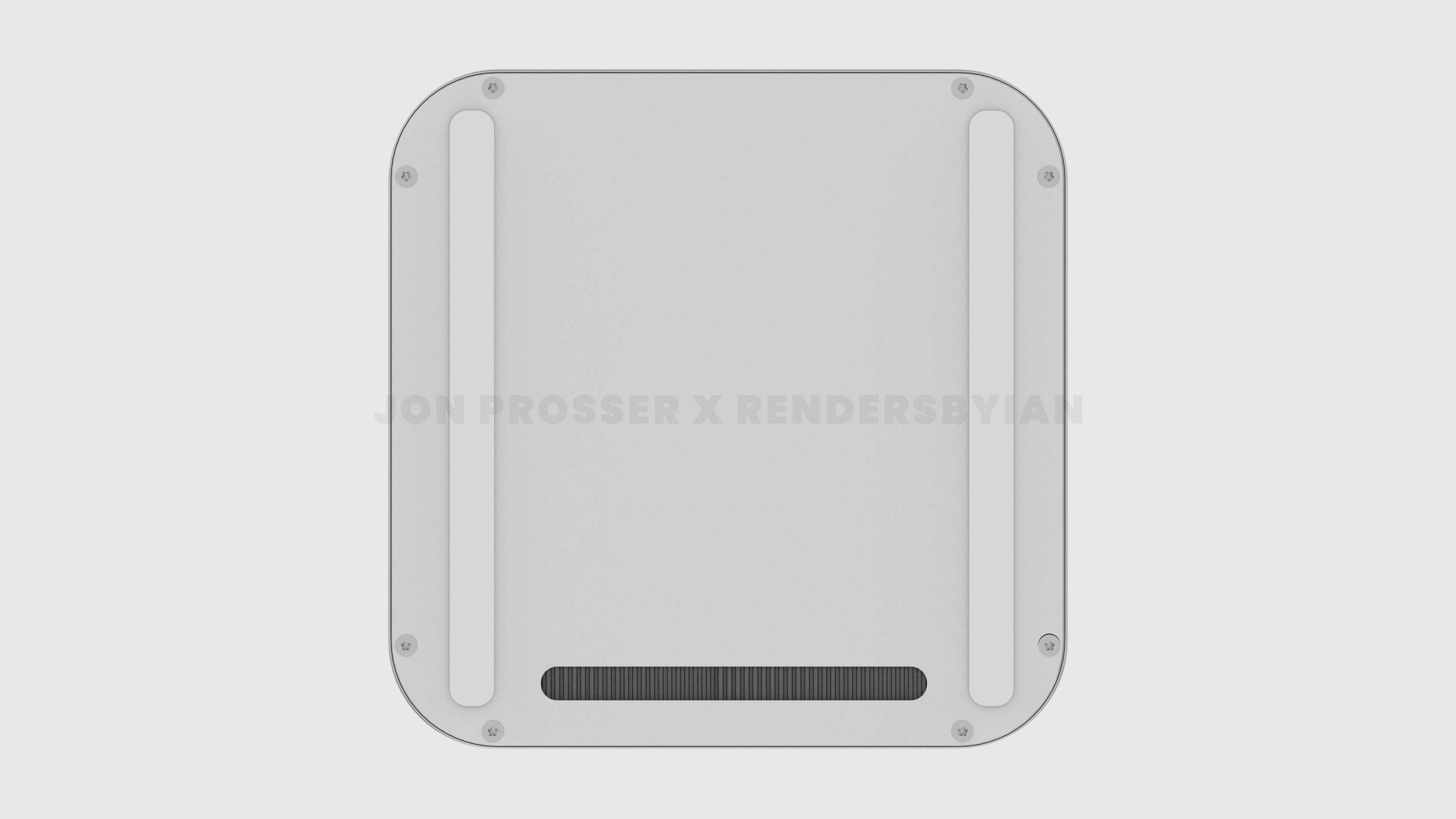 Concepto de diseño de Mac mini 2021 Apple Silicon