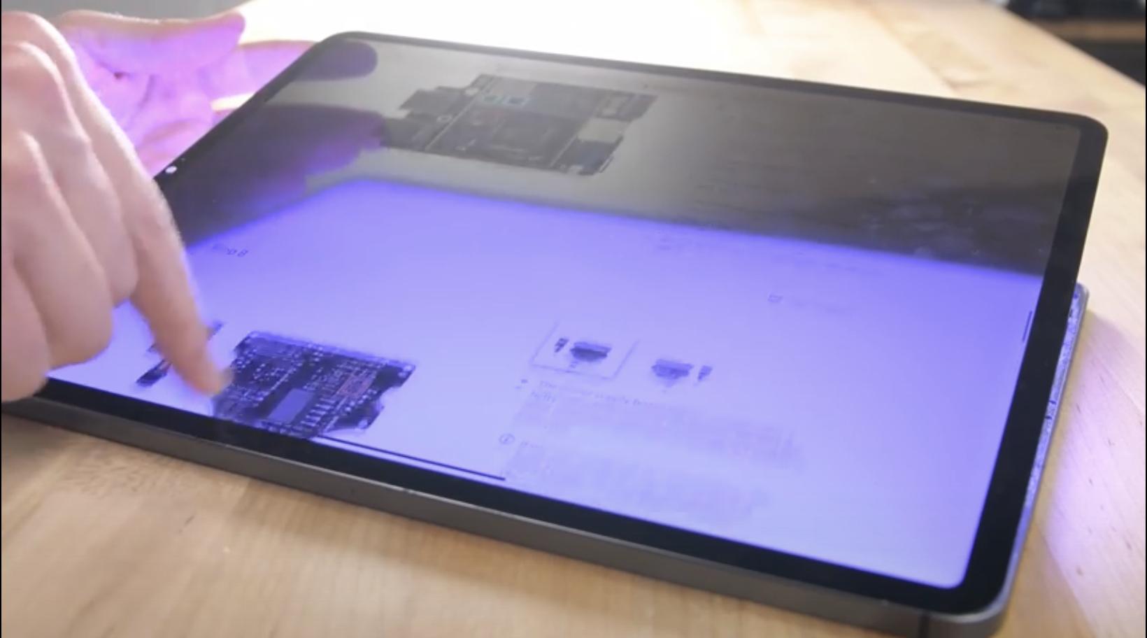 Pantalla Liquid Retina XDR del iPad Pro con M1