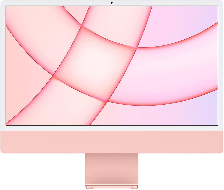 iMac con M1 rosa