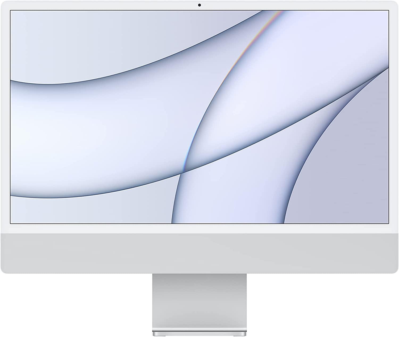 iMac con M1 plateado