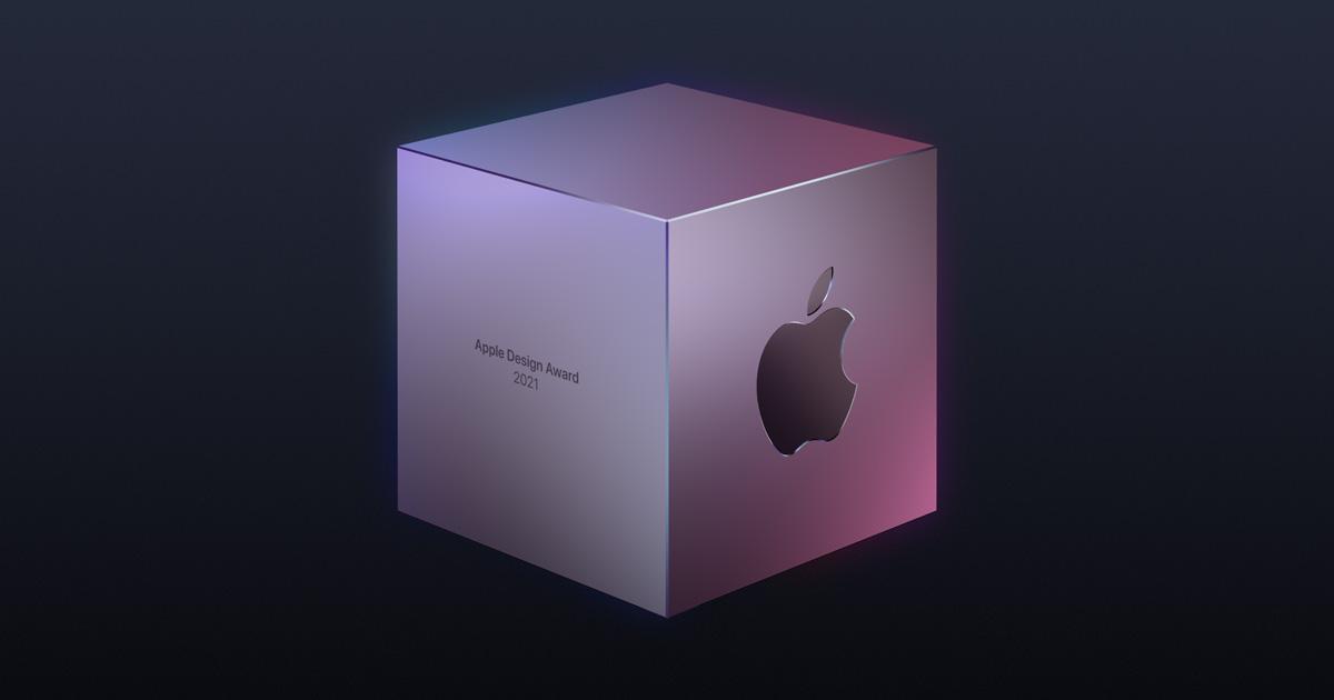 Apple Degisn Awards 2021
