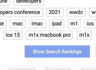 Mención del procesador M1X en el MacBook Pro más grande, aún no presentado