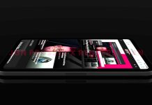 Concepto de diseño de iPad mini