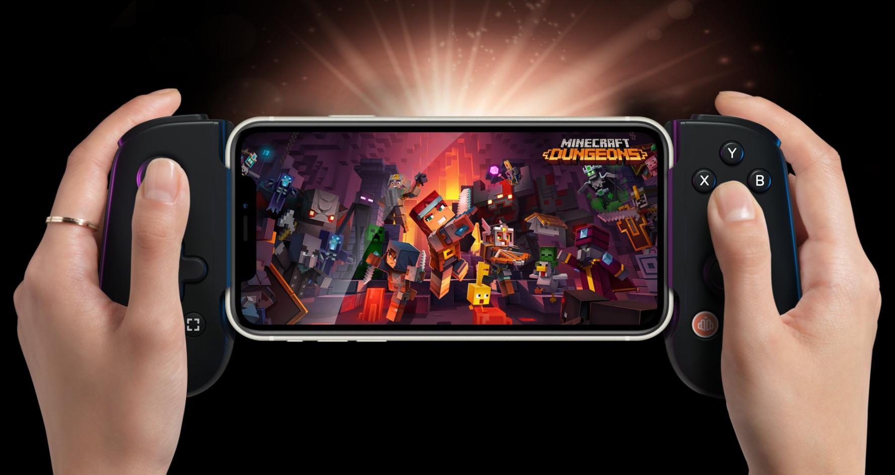 Controlador de Xbox para iPhone