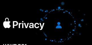 Privacidad en la WWDC 2021