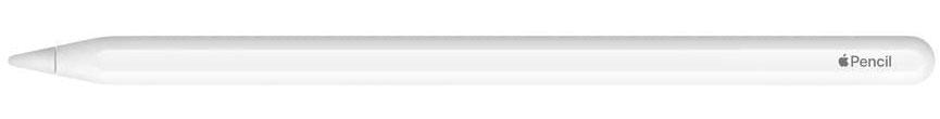 Apple Pencil de segunda generación