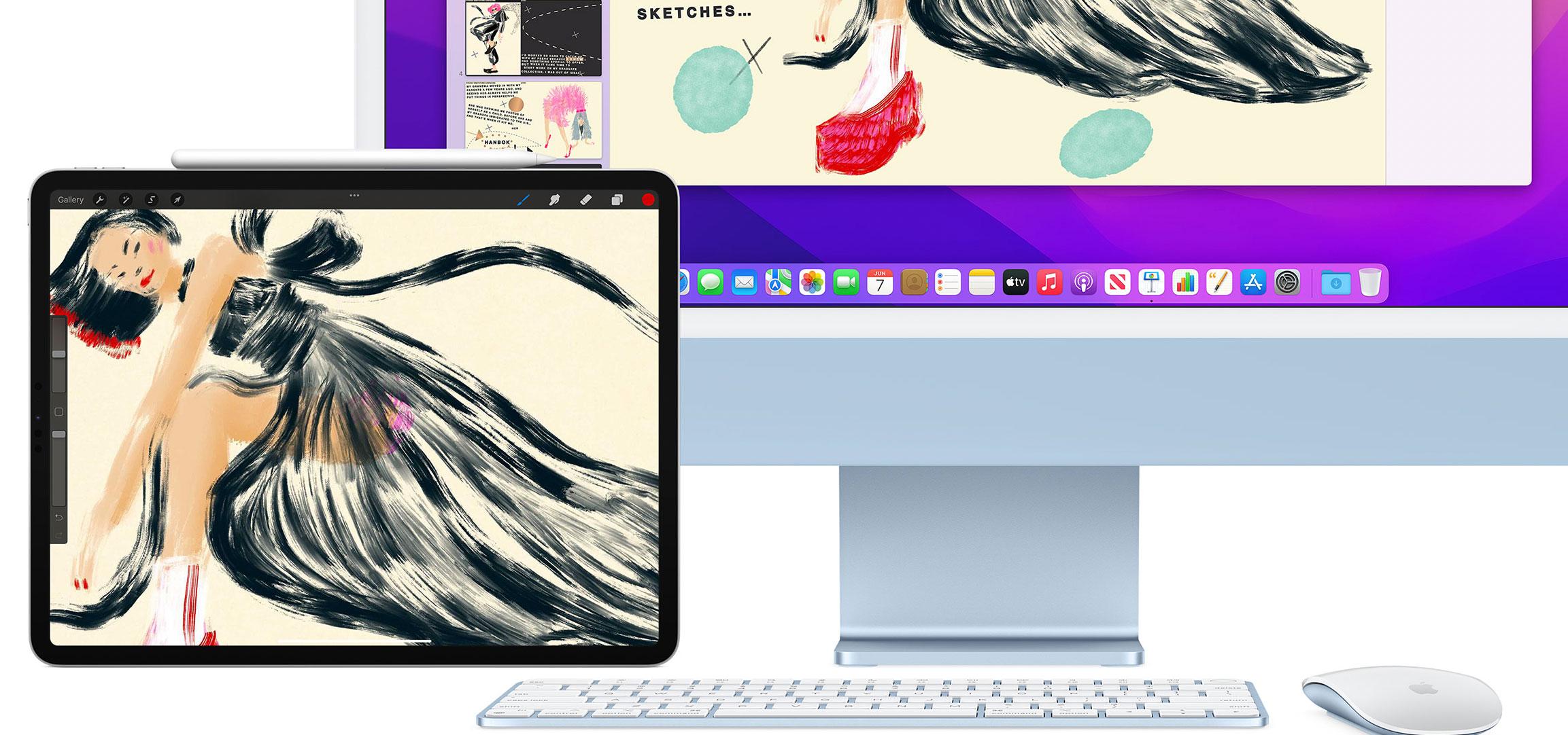 Control Universal entre un iPad y un iMac