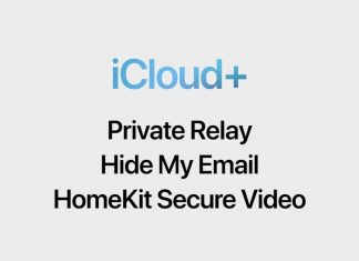 Servicios de iCloud+: Private Relay, Hide My Email y HomeKit Secure Video