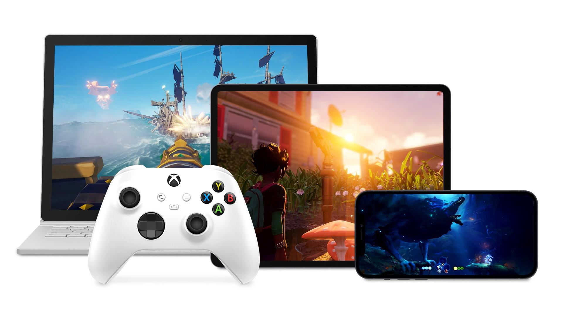 XBox Cloud Gaming en Mac, iPad o iPhone