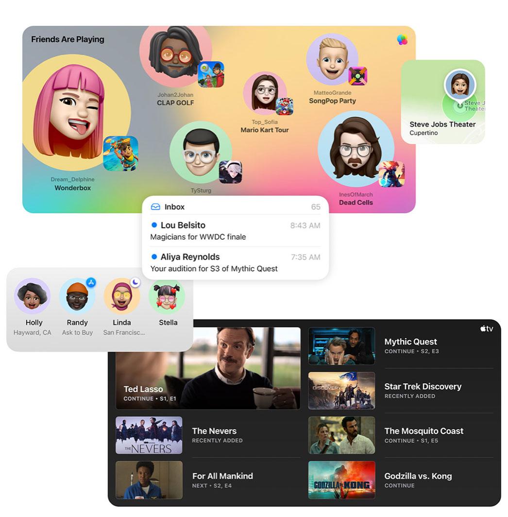 Nuevos Widgets en iPadOS 15