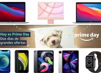 Descuentos en productos de Apple por el Prime Day