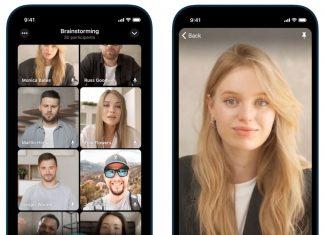 Videollamadas multitudinarias en Telegram