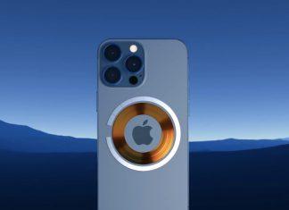 Bobina de carga inalámbrica más grande en un hipotético iPhone 13