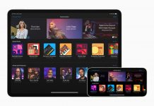 GarangeBand para iPhone o iPad