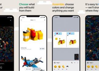 App de Brickit