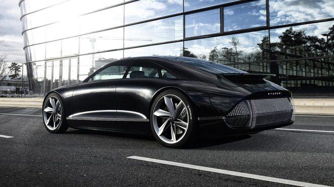 Hyundai's Prophecy, a South Korean car with good design