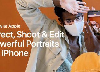 Retratos en Today at Apple