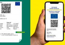 Certificado Covid en el iPhone