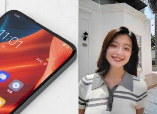Fotografía hecha con un Axon 30 5G, con cámara frontal bajo la pantalla (vía: Oppo)