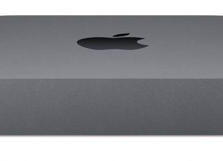Mac mini negro