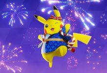 Pikachu en Pokémon Unite