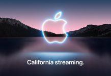 Keynote California Streaming evento de Apple