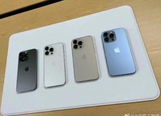 Primeras fotos del iPhone 13 Pro