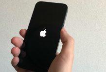 Encendiendo un iPhone 13 por primera vez