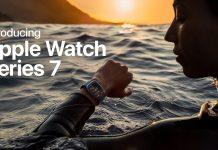 Presentación del Apple Watch Series 7