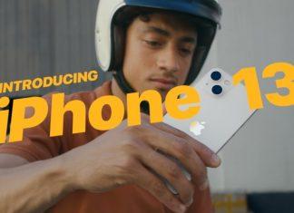 Presentación del iPhone 13