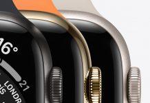 Apple Watch Series 7 de acero inoxidable, aluminio y titanio
