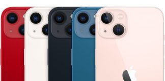 iPhone 13 en todos sus colores