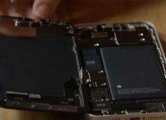 iPhone 13 por dentro