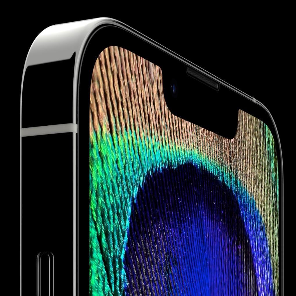 iPhone 13 Pro en negro