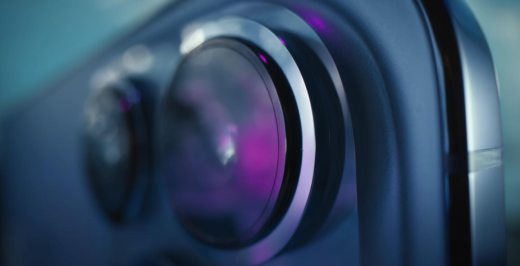 Nuevas lentes con modo macro en la cámara del iPhone 13