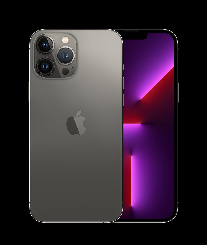 iPhone 13 Pro Max en negro