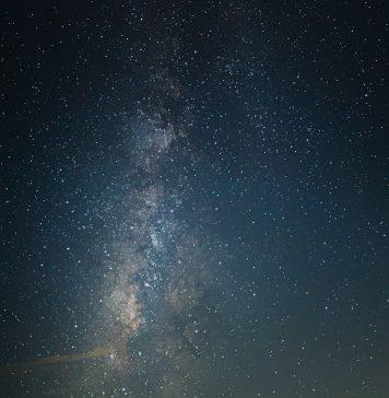 Vía Láctea fotografiada con un iPhone