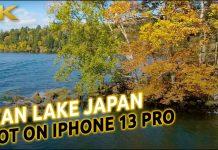 Lago Akan en Japón