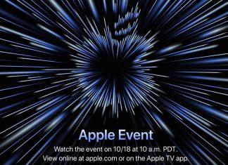Evento de presentación de nuevos Macs finales del 2021: Unleashed