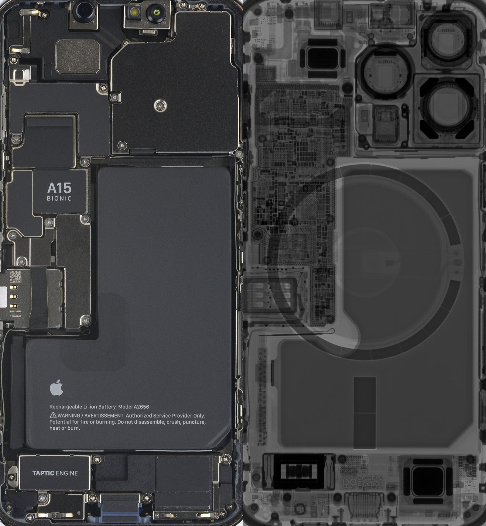 Fondo de pantalla del iPhone 13