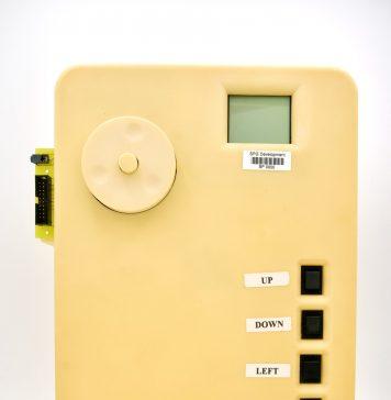 Prototipo P68 / Dulcimer del iPod original