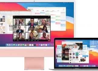 macOS Monterey en iMac con M1 y MacBook Air